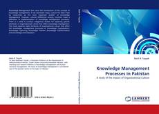 Bookcover of Knowledge Management Processes in Pakistan
