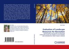 Bookcover of Evaluation of Landscape Resources for Recreation