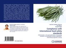 Capa do livro de Compliance with International food safety standards