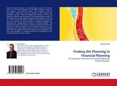 Copertina di Finding the Planning in Financial Planning