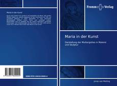 Capa do livro de Maria in der Kunst