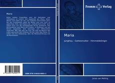 Bookcover of Maria