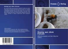 Buchcover von Honig aus dem Felsen