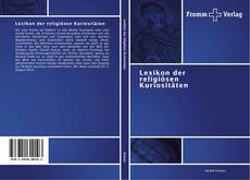 Copertina di Lexikon der religiösen Kuriositäten