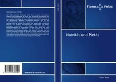 Buchcover von Naivität und Pietät