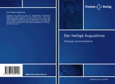 Capa do livro de Der heilige Augustinus
