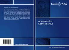 Buchcover von Apologie des Katholizismus