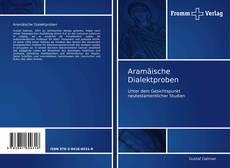 Buchcover von Aramäische Dialektproben