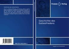 Borítókép a  Geschichte des Gottesfriedens - hoz