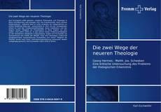 Portada del libro de Die zwei Wege der neueren Theologie