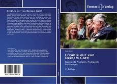 Bookcover of Erzähle mir von Deinem Gott!