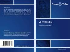 Bookcover of VERTRAUEN