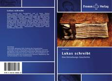 Buchcover von Lukas schreibt