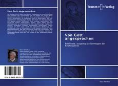 Bookcover of Von Gott angesprochen