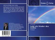 Buchcover von Lebt als Kinder des Lichts