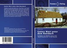 Bookcover of Gottes Wort unter dem Reetdach