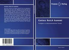 Bookcover of Gottes Reich kommt