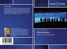 Buchcover von Einsichten-