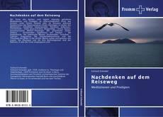 Buchcover von Nachdenken auf dem Reiseweg
