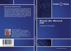 Capa do livro de Wovon der Mensch lebt