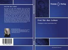 Capa do livro de Frei für das Leben