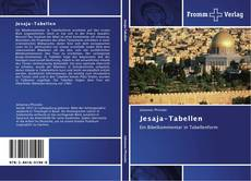 Обложка Jesaja-Tabellen