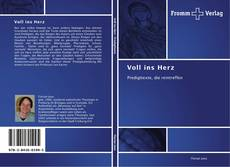 Bookcover of Voll ins Herz