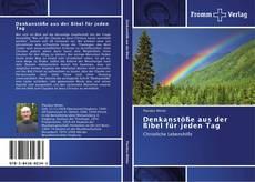 Capa do livro de Denkanstöße aus der Bibel für jeden Tag