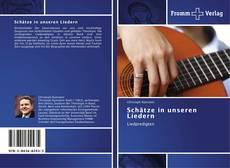 Capa do livro de Schätze in unseren Liedern