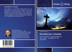 Capa do livro de Handfester Glaube