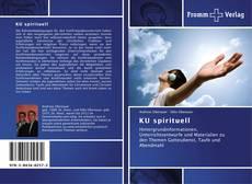 Capa do livro de KU spirituell