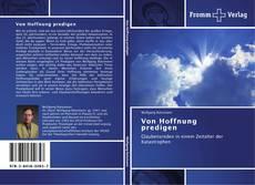 Buchcover von Von Hoffnung predigen