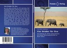 Bookcover of Vier Brüder für Osu