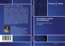 Bookcover of Versöhnte leben Versöhnung