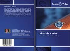 Buchcover von Leben als Christ