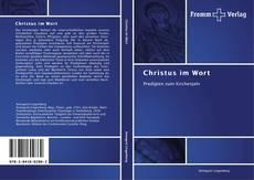 Borítókép a  Christus im Wort - hoz