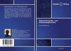 Capa do livro de Spurensuche zur Kontemplation