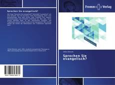 Sprechen Sie evangelisch? kitap kapağı