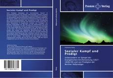 Capa do livro de Sozialer Kampf und Predigt
