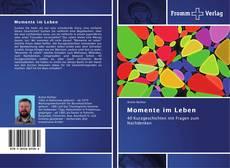 Buchcover von Momente im Leben