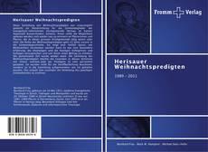 Herisauer Weihnachtspredigten kitap kapağı