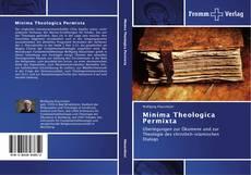 Borítókép a  Minima Theologica Permixta - hoz