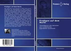 Capa do livro de Predigen auf dem Markt