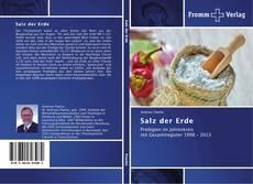 Buchcover von Salz der Erde
