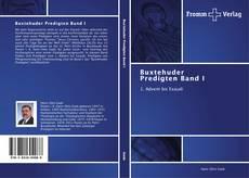 Capa do livro de Buxtehuder Predigten Band I