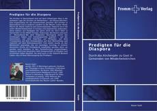 Bookcover of Predigten für die Diaspora
