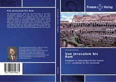 Buchcover von Von Jerusalem bis Rom
