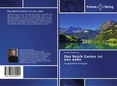 Bookcover of Das Reich Gottes ist uns nahe