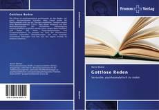 Bookcover of Gottlose Reden