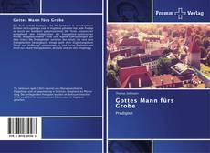 Buchcover von Gottes Mann fürs Grobe